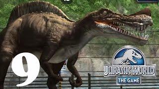 Ирритатор. Jurassic World Android game (iOS/Android)- онлайн дуэль с игроками 2-1 в нашу пользу!