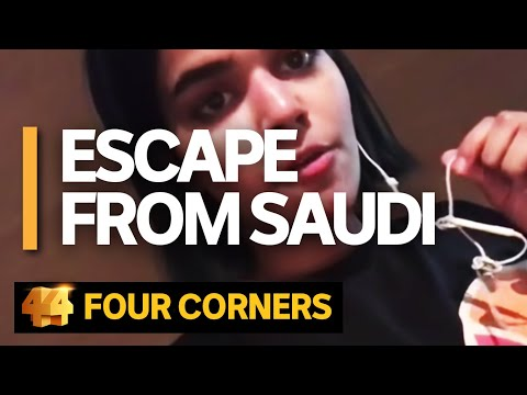 Women are trying to escape Saudi Arabia, but not all of them