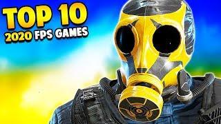 Top 10 Best FPS Games Coming in 2020 (HALO INFINITE, Half-Life: ALYX, COD 2020)