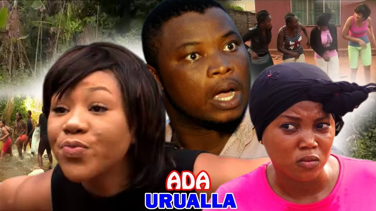 Download Ada Urualla  2  -  2018 Latest Nigeria Nollywood Igbo Movie Full HD
