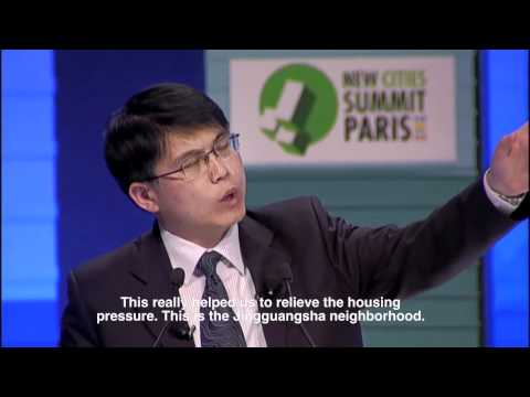 New Cities Summit 2012 - A closer Look at urban China