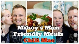 Mikeys Man Friendly Meals-Chili Mac