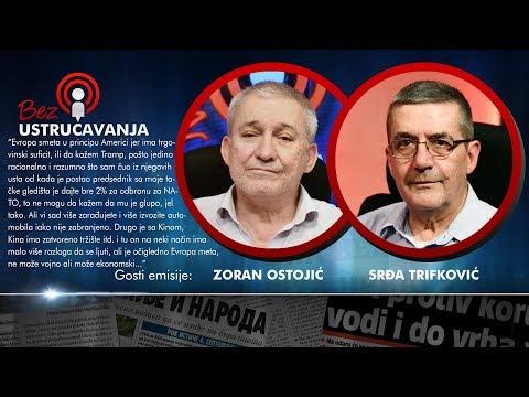 BEZ USTRUČAVANJA - Srđa Trifković i Zoran Ostojić: Došlo je do kolapsa ruskih pozicija na Balkanu!