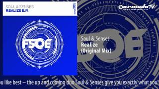 Soul & Senses - Realize (Original Mix)
