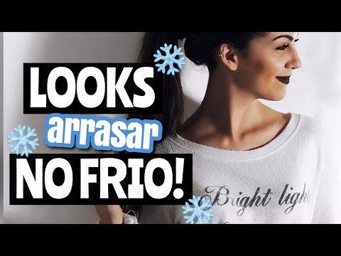 Looks Para Arrasar No Frio // Michelle Garcia