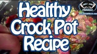 crock pot beef stew - slow cooker recipes - cooking - healthy recipe channel - crock pot meals