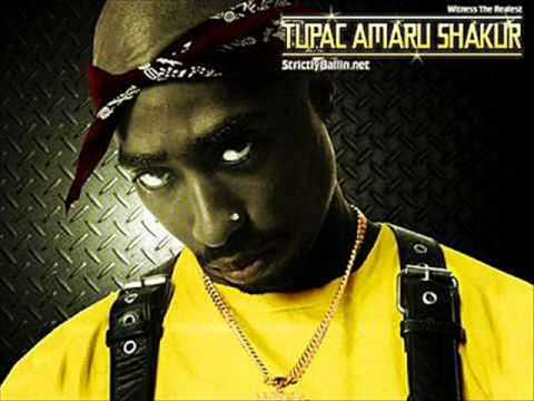 2pac my block (mh scarface remix)