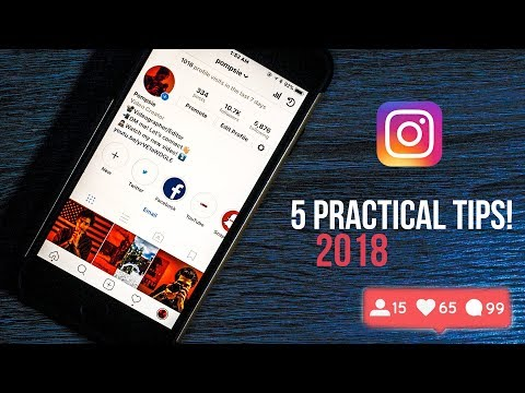How to Grow Your Social Network on Instagram: 5 PRACTICAL TIPS!