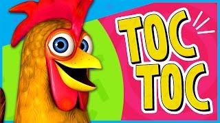 TOC TOC #3 | Animales de La Granja de Zenón | A Jugar