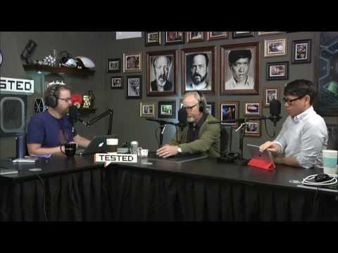 Gravity Spoilercast - Still Untitled: The Adam Savage Project - 11/5/2013