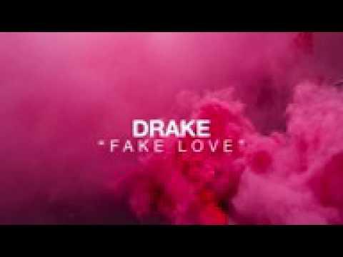 Fake love with lyrics