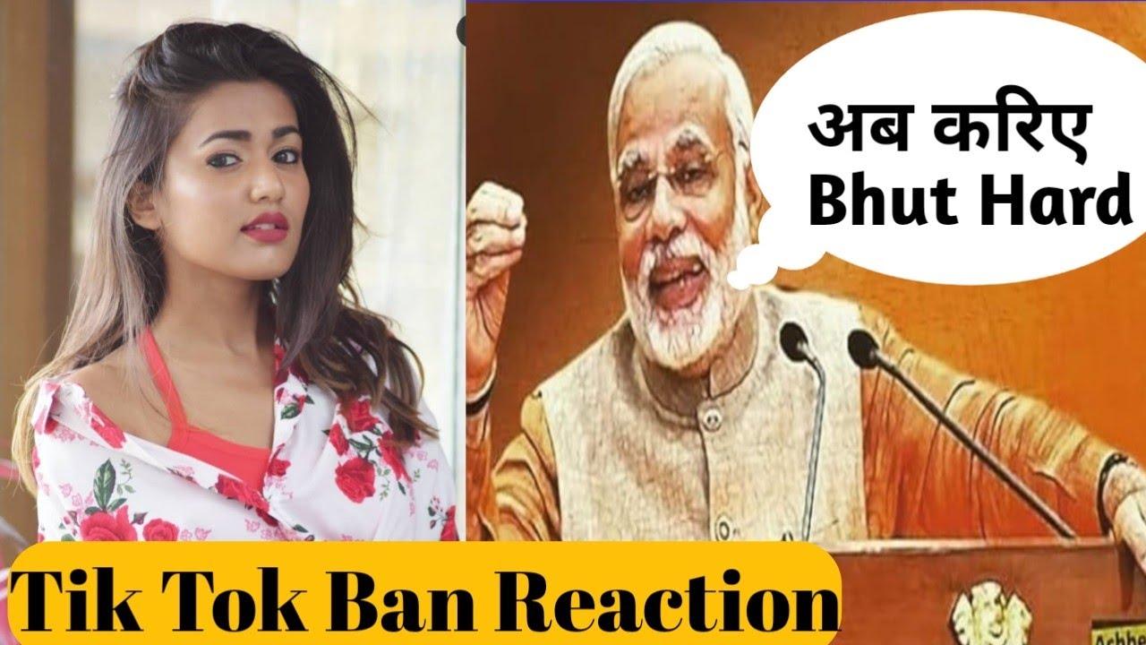 Tik Tok Ban In India | Reaction of Tik Tok User | Gima Ashi,Manjul, Rocky  Superstar