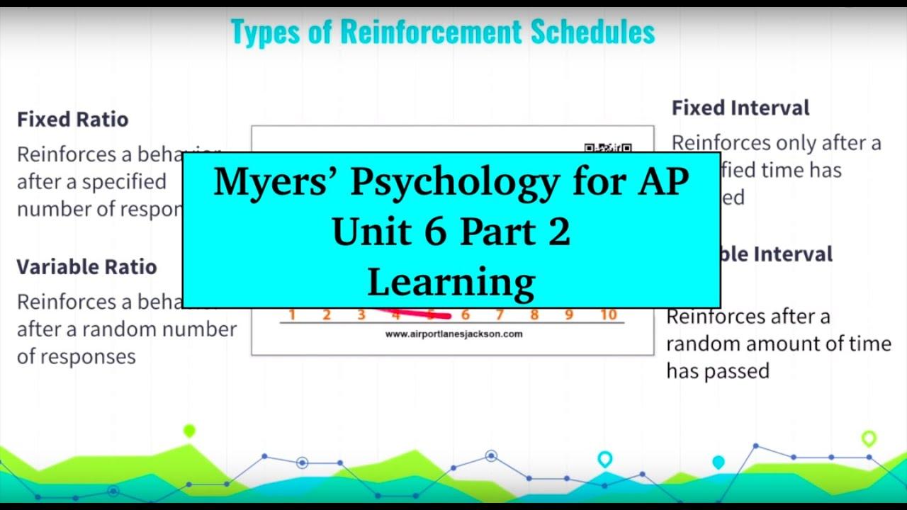 ap psychology unit 6 test
