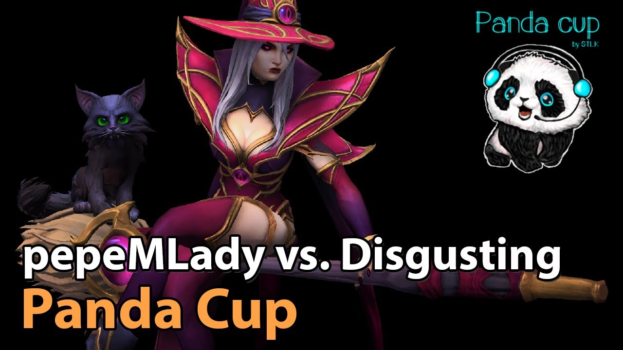 ► pepeMLady vs. Disgusting -  Panda Cup Finals - Heroes of the Storm Esports