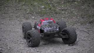 more fun with RC UTOR BSD Racing Monstertruck - Norway 2017 - RC car/vehicle RC DRIFT