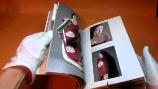 The Beauty Of Wood-carved Dolls By Eiko Serikawa Book,japan,wood Carving (0355)