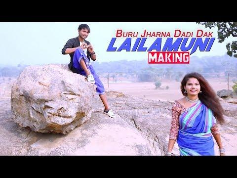 LAILAMUNI 2 Making | New Santhali Video | Stephan Tudu,Dhani Mandi & Eliyash Mandi | DJ Madhu DMK