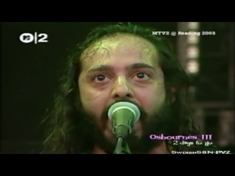 System Of A Down - Chop Suey! live (HD/DVD Quality)