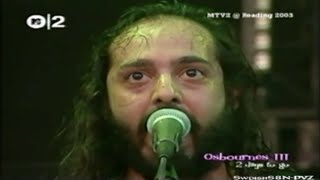System Of A Down Chop Suey live HD DVD