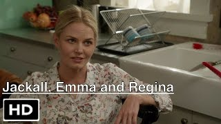 "Once Upon a Time 6x04 ""Jekyll, Emma, Henry and Regina"" Scene Season 6 Episode 4"