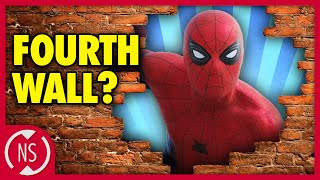 Did SPIDER-MAN Just Break the Fourth Wall in the CIVIL WAR Trailer?! || NerdSync