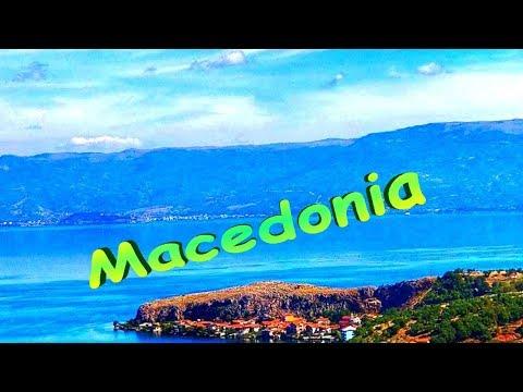 Travel to Macedonia. Путешествие в Македонию.