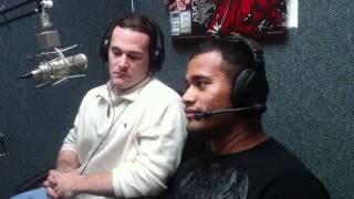 American Jujitsu: Chris & Roland on the air with Hog Sports