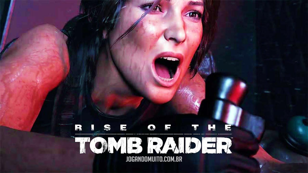 RISE OF THE TOMB RAIDER: IMORTALIDADE E A FONTE DIVINA #9 | Gameplay em Português PT-BR