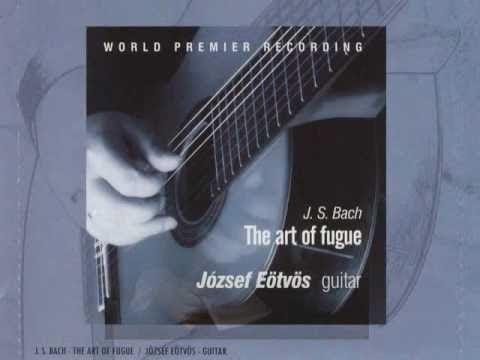 J  S  Bach: The Art of Fugue