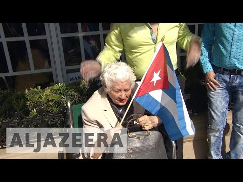 'Exiled' Cuban Americans reflect on Castro's rule