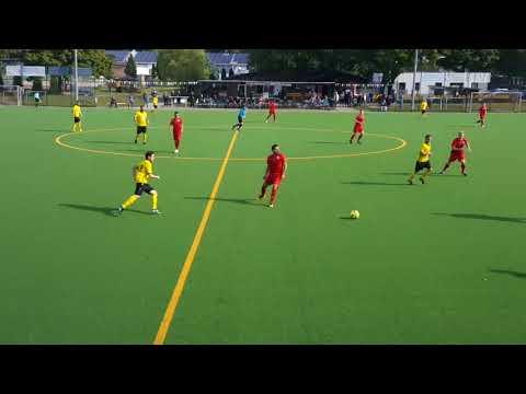 Sportfreunde 01 Dresden-Nord - Post SV Dresden 1:5 (1. Halbzeit)