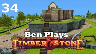 Timber and Stone S2E34 - Castle Gates