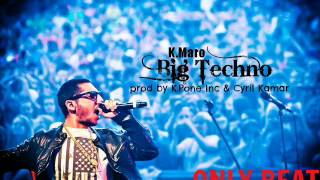 NEW | K.Pone.Inc ft Cyril Kamar | BIG TECHNO | ONLY BEAT [HQ]