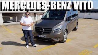 Mercedes-Benz Vito Tourer 119 BlueTEC (ENG) - Test Drive and Review(, 2015-09-04T13:00:01.000Z)