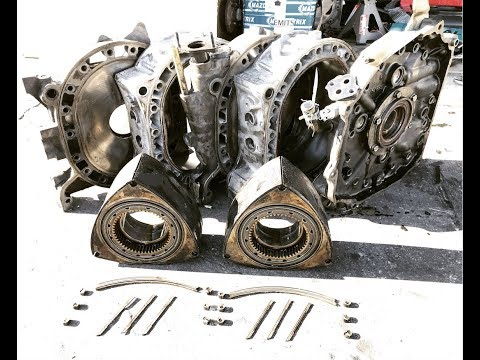 CAN A JUNKYARD ROTARY ENGINE BE ANY GOOD?