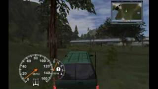 10-Minute Gameplay - 4x4 Evo 2 (GameCube)