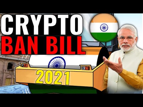 CRYPTOCURRENCY BILL 2021 | CRYPTO BAN IN INDIA – LATEST NEWS