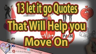 Having Quotes and on moving enough about