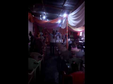 Richie DE worshiper@ Miraculous way chapel, Accra