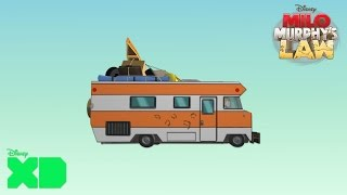 Milo Murphy's Law - Interactive Video: Campervan | Official Disney XD Africa