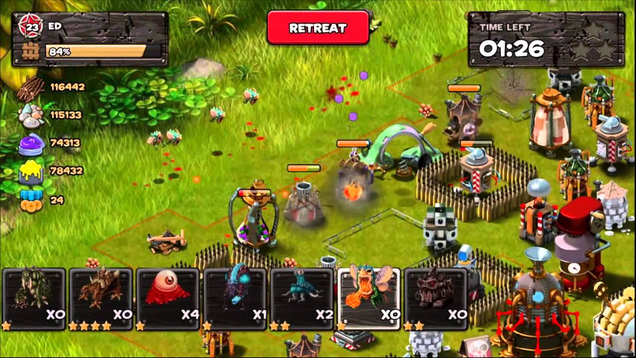 - Backyard Monsters For Android - YouTube