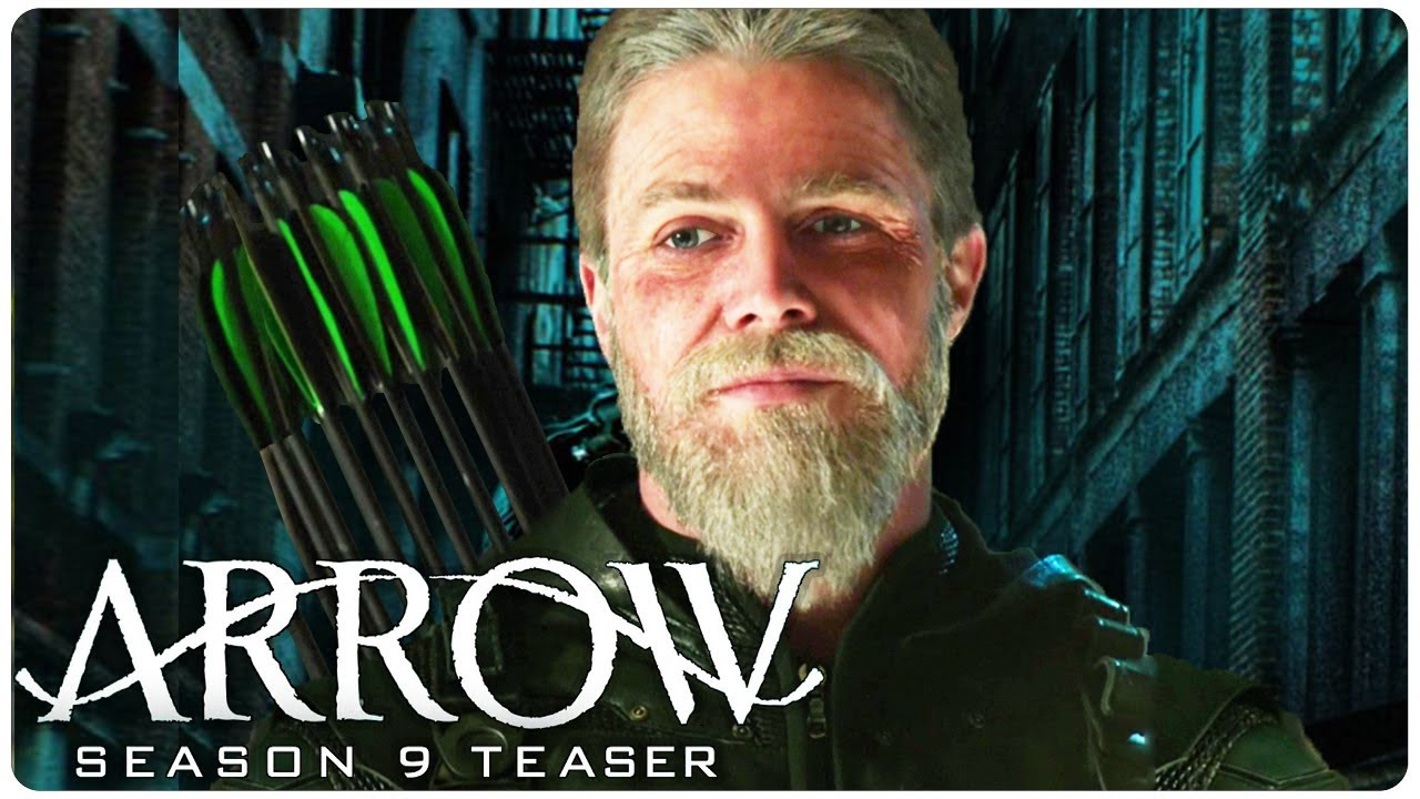 Download ARROW Season 9 Teaser (2022) With Stephen Amell & Katie Cassidy