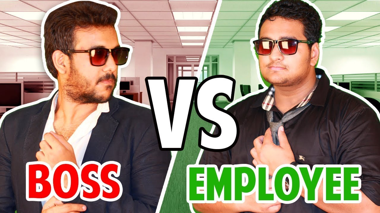 boss vs employees 10 signs that your boss is a manager vs a leader  and nothing is wrong with  that as long as your employees expectations matches.