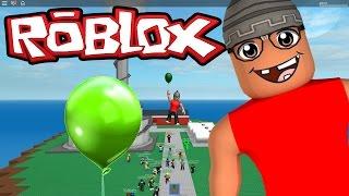 Roblox - Balão Magico da Sorte ( Natural Disaster Survival )