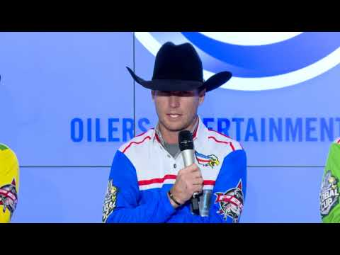 PBR GLOBAL CUP | Team Captain Press Conference