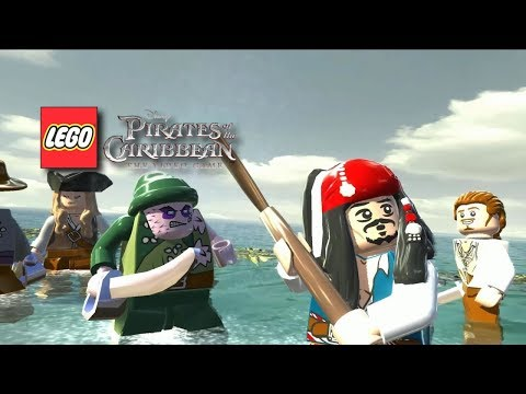Lego Pirates Of The Caribbean - Isla Cruces - 100% Walkthrough - (Xbox 360-PS3-Wii-PSP-PC)