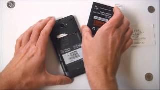 Fly IQ4403 Energie 3 - Распаковка и предварительный обзор