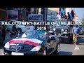 HILL COUNTRY BATTLE OF THE BLUES 2019 | THREEWAY