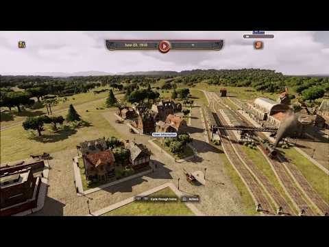 Railway Empire - the france dlc and building a france railway - part two |