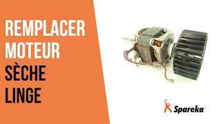 Comment réparer votre sèche-linge - Remplacer le moteur ?